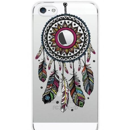 coque iphone 7 attrape reve silicone