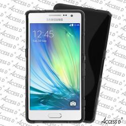 Silicone S noire pour Samsung J1