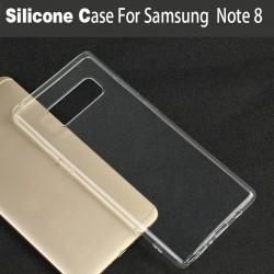 SILICONE SAMSUNG S7 EDGE CRISTAL CLEAR TRANSPARENTE
